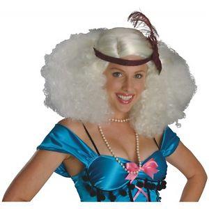 Burlesque PlatinumWig レディス 女性用 Roaring 20s フラッパー ハロウィン コスチューム コスプレ 衣装 変装 仮装