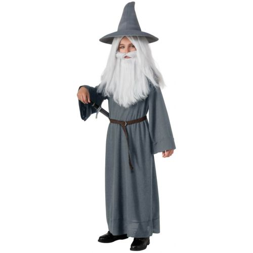 Gandalf the Grey キッズ 子供用 The Hobbit ホビットLOTR クリスマス ハロウィン コスチューム コスプレ 衣装 変装 仮装