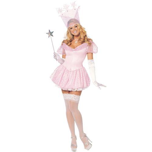 The Goody Goody 魔女 大人用 Glinda the Good 魔女 ハロウィン コスチューム コスプレ 衣装 変装 仮装