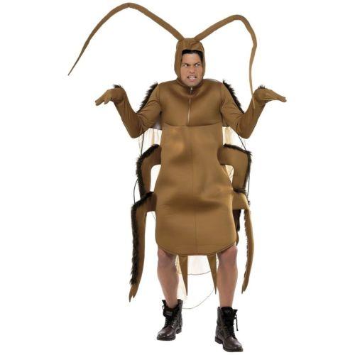 Cockroach 大人用 男性用 メンズ 大人用 おもしろい Gross Roach コスプレ Bug ハロウィン Cockroach コスチューム コスプレ 衣装 変装 仮装, 郡家町:c2fba570 --- officewill.xsrv.jp