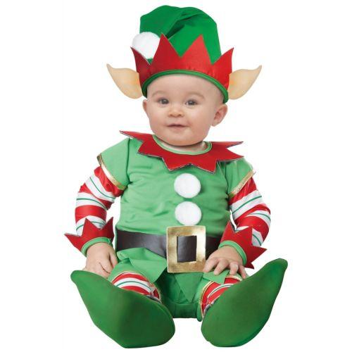 ベイビー ElfInfant/Toddler Santas Helper クリスマス Outfit クリスマス ハロウィン コスチューム コスプレ 衣装 変装 仮装