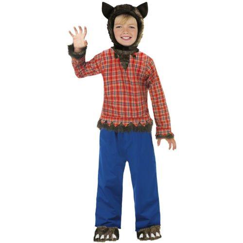 Kids Werewolf ハロウィン 変装 コスチューム コスプレ 仮装 衣装 変装 ハロウィン 仮装, ねじねじクン:05c1735e --- makeitinfiji.com
