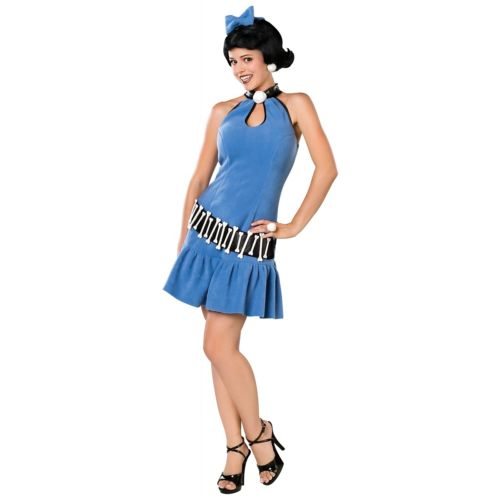 【ポイント最大29倍●お買い物マラソン限定!エントリー】Betty Rubble 大人用 The Flintstones ハロウィン コスチューム コスプレ 衣装 変装 仮装