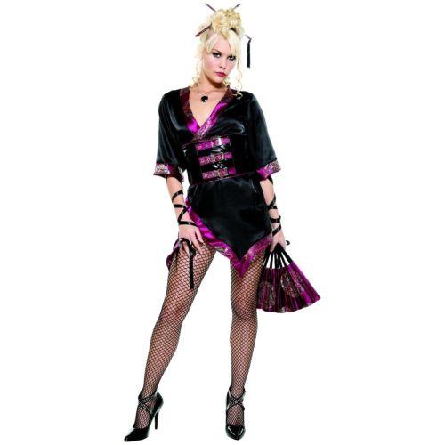 【ポイント最大29倍●お買い物マラソン限定!エントリー】Orient Seduction 大人用 Geisha ハロウィン コスチューム コスプレ 衣装 変装 仮装
