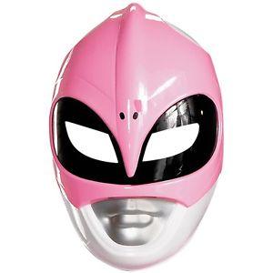 【ポイント最大29倍●お買い物マラソン限定!エントリー】Pink Ranger Vacuform マスク キッズ 子供用 ガール Power Ranger パワーレンジャー ハロウィン コスチューム コスプレ 衣装 変装 仮装
