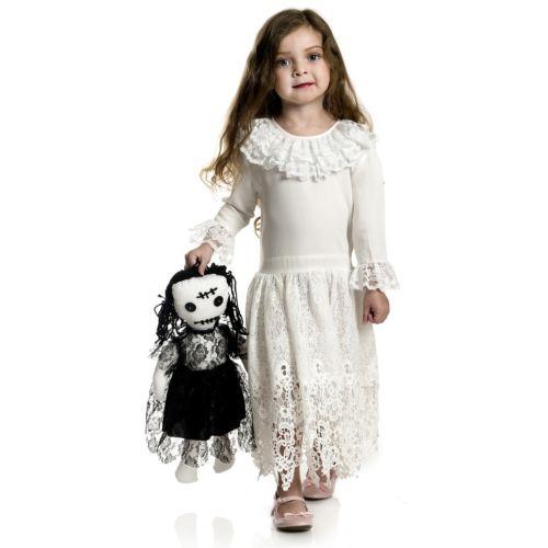 【全品P5倍】Little Miss Voodoo キッズ 子供用 クリスマス ハロウィン コスチューム コスプレ 衣装 変装 仮装