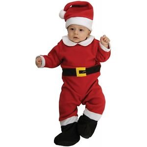 Santa Outfit ベイビー or Toddler クリスマス スーツ ハロウィン コスチューム コスプレ 衣装 変装 仮装