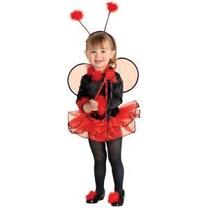 Lil' Ladybugベイビー Lady Bug ハロウィン コスチューム コスプレ 衣装 変装 仮装