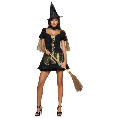 Wicked 魔女 of the West オズの魔法使い プラスサイズ 大きいサイズ 大人用 セクシー クリスマス ハロウィン コスチューム コスプレ 衣装 変装 仮装