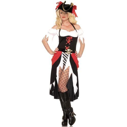 【ポイント最大29倍●お買い物マラソン限定!エントリー】Pirate Beauty 大人用 First Mate ハロウィン コスチューム コスプレ 衣装 変装 仮装