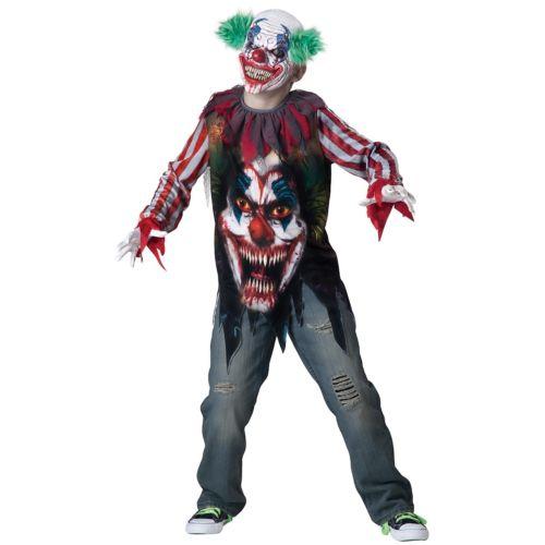 Big Top Terror キッズ 子供用 ハロウィン コスチューム コスプレ 衣装 変装 仮装