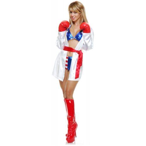Total Knockout 大人用 ハロウィン コスチューム コスプレ 衣装 変装 仮装
