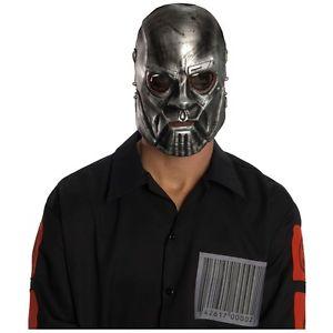 【ポイント最大29倍●お買い物マラソン限定!エントリー】Sid Wilson Mask Slipknot Heavy Metal アクセサリー ハロウィン コスチューム コスプレ 衣装 変装 仮装