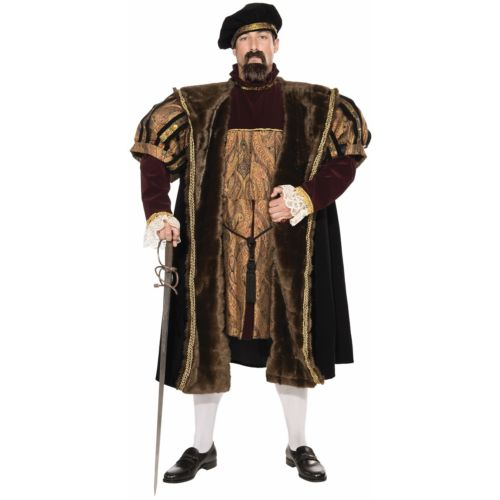 Henry VIII 大人用 ハロウィン コスチューム コスプレ 衣装 変装 仮装