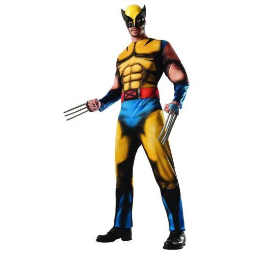 大人用 コスプレ Wolverine ウルヴァリン X-Men ウルヴァリン エックスメンスーパーヒーロー ハロウィン コスチューム コスチューム コスプレ 衣装 変装 仮装, サンショクふぁーむ:2f10e767 --- officewill.xsrv.jp