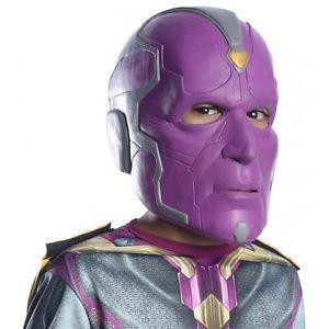 VisionMask キッズ 子供用 Avengers アベンジャーズ スーパーヒーロー Up ハロウィン コスチューム コスプレ 衣装 変装 仮装