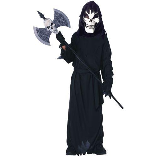 Grim Reaper 子供用 ガールズ Grim Death 怖い ハロウィン コスチューム コスプレ ハロウィン Reaper 衣装 変装 仮装, 天然石 パワーストーン 芦屋ルチル:e2e17e48 --- officewill.xsrv.jp