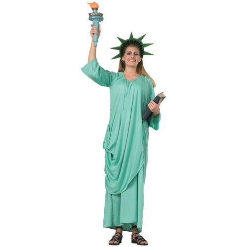 Statue of Liberty 大人用 Patriotic Lady クリスマス ハロウィン コスチューム コスプレ 衣装 変装 仮装