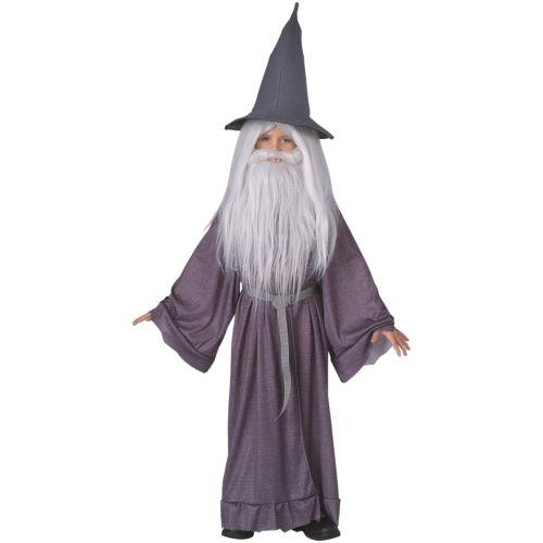 【ポイント最大29倍●お買い物マラソン限定!エントリー】Gandalf the Grey キッズ 子供用 Lord of the Rings ロードオブザリングWizard ハロウィン コスチューム コスプレ 衣装 変装 仮装