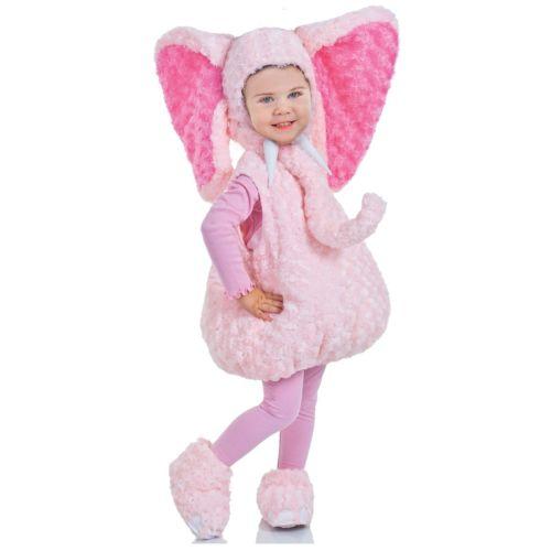 Pink Elephantベイビー ハロウィン コスチューム コスプレ 衣装 変装 仮装