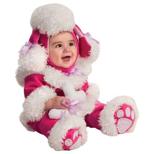 Pink プードル 犬 ドッグ ベイビーPuppy Dog Toddler Sizes Too! クリスマス ハロウィン コスチューム コスプレ 衣装 変装 仮装