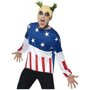 【ポイント最大29倍●お買い物マラソン限定!エントリー】The Prodigy 大人用 90s ハロウィン コスチューム コスプレ 衣装 変装 仮装