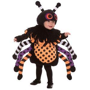 【ポイント最大29倍●お買い物マラソン限定!エントリー】Itst Bitsy Spiderベイビー/Toddler Cute ハロウィン コスチューム コスプレ 衣装 変装 仮装