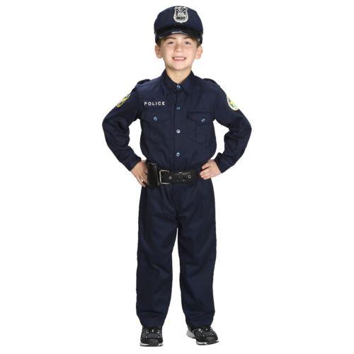 Jr Police ポリス 警察 ハロウィン おまわりさん 仮装 Officer 衣装 キッズ 子供用 ハロウィン コスチューム コスプレ 衣装 変装 仮装, イチグチ:973b1d21 --- atbetterce.com