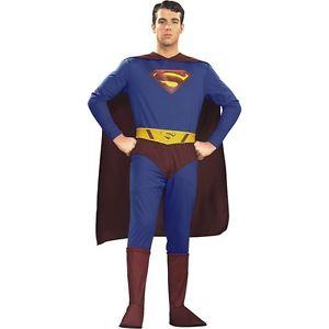 Superman Superman スーパーマン 大人用 Superman スーパーマンMan of 大人用 Steel 衣装 マンオブスティールSuperhero ハロウィン コスチューム コスプレ 衣装 変装 仮装, 文房具屋フジオカ文具e-stationery:0fcaf372 --- officewill.xsrv.jp