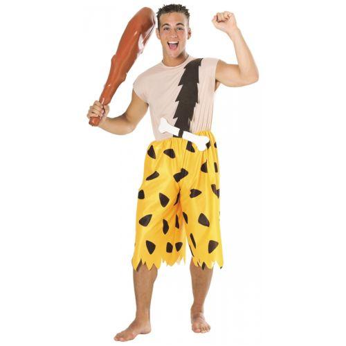 【ポイント最大29倍●お買い物マラソン限定!エントリー】Bamm-Bamm Rubble 大人用 The Flintstones 60s 漫画 ハロウィン コスチューム コスプレ 衣装 変装 仮装