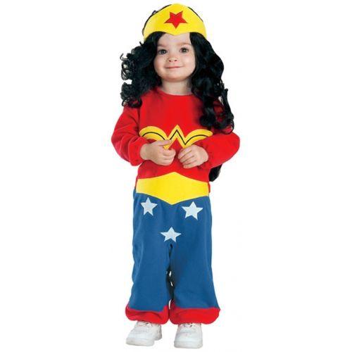 【ポイント最大29倍●お買い物マラソン限定!エントリー】Wonder Womanベイビー/Toddler スーパーヒーロー ハロウィン コスチューム コスプレ 衣装 変装 仮装