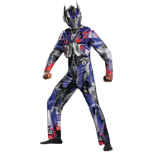Optimus Prime Deluxe 大人用 Transformers トランスフォーマー ハロウィン コスチューム コスプレ 衣装 変装 仮装