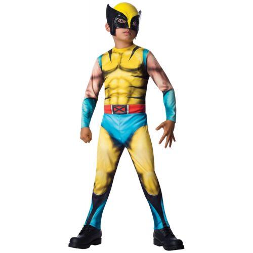 【全品P5倍】Wolverine ウルヴァリン キッズ 子供用 Wolverine ウルヴァリン クリスマス ハロウィン コスチューム コスプレ 衣装 変装 仮装
