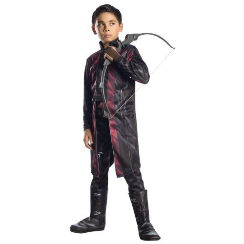 Deluxe Hawkeye キッズ 子供用 The Avengers アベンジャーズ クリスマス ハロウィン コスチューム コスプレ 衣装 変装 仮装