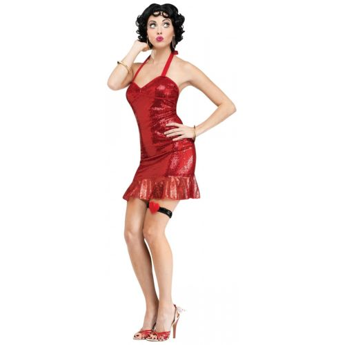 Betty Boop ハロウィン 大人用 Betty 衣装 Boop ハロウィン 仮装 コスチューム コスプレ 衣装 変装 仮装, ヤマノベマチ:a043a71f --- officewill.xsrv.jp