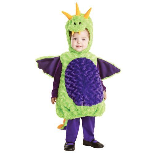 【全品P5倍】Belly Babies 恐竜 ドラゴン ティラノサウルスToddler Kid Cute Plush モンスター クリスマス ハロウィン コスチューム コスプレ 衣装 変装 仮装
