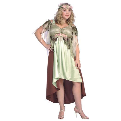 Mother Nature 大人用 Greek Goddess Diana ハロウィン コスチューム コスプレ 衣装 変装 仮装