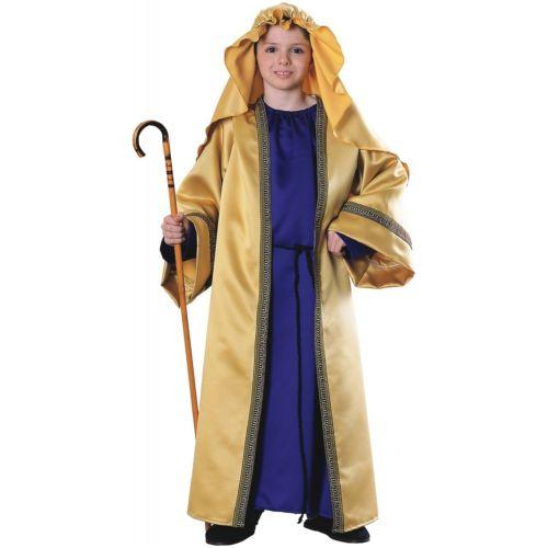【マラソン全品P5倍】Joseph キッズ 子供用 Biblical クリスマス Nativity クリスマス ハロウィン コスチューム コスプレ 衣装 変装 仮装
