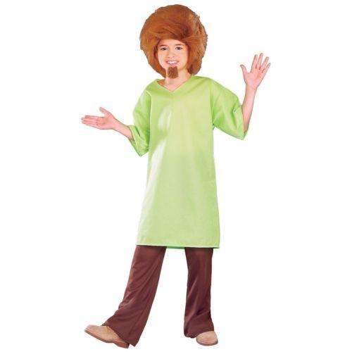 【ポイント最大29倍●お買い物マラソン限定!エントリー】Shaggy キッズ 子供用 Scooby-Doo クラシック Cartoon ハロウィン コスチューム コスプレ 衣装 変装 仮装