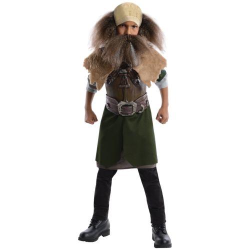 Dwalin キッズ 子供用 The Hobbit ホビットDwarf ハロウィン コスチューム コスプレ 衣装 変装 仮装