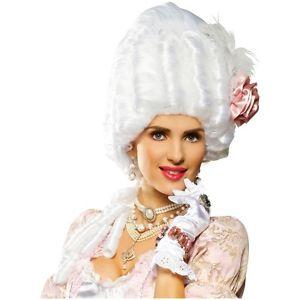 【ポイント最大29倍●お買い物マラソン限定!エントリー】Marie Antoinette Wig 大人用 レディス 女性用 Masquerade18th Century ハロウィン コスチューム コスプレ 衣装 変装 仮装