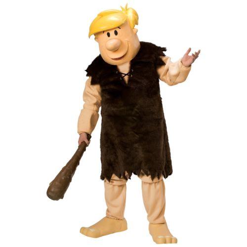 【ポイント最大29倍●お買い物マラソン限定!エントリー】Barney Rubble Mascot 大人用 The Flintstones ハロウィン コスチューム コスプレ 衣装 変装 仮装