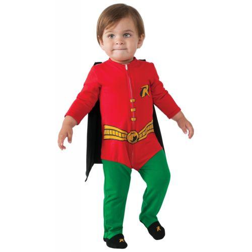Robin Romperベイビー DC Comics DCコミックス ハロウィン コスチューム コスプレ 衣装 変装 仮装