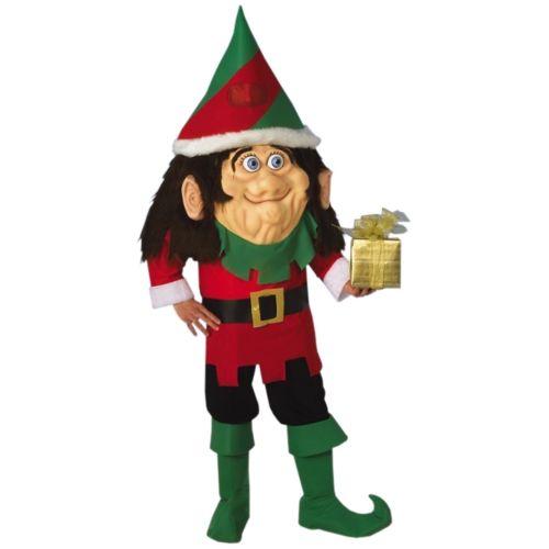 【ポイント最大29倍●お買い物マラソン限定!エントリー】Santa's Elf 大人用 クリスマス ハロウィン コスチューム コスプレ 衣装 変装 仮装