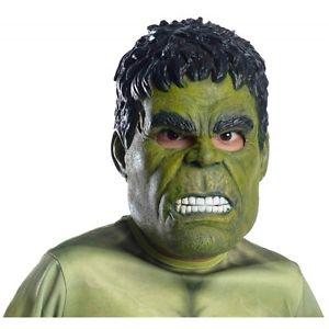Hulk マスク キッズ 子供用 スーパーヒーローUp ハロウィン コスチューム コスプレ 衣装 変装 仮装