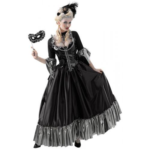 Masquerade Ball Queen キッズ 子供用 ハロウィン コスチューム コスプレ 衣装 変装 仮装