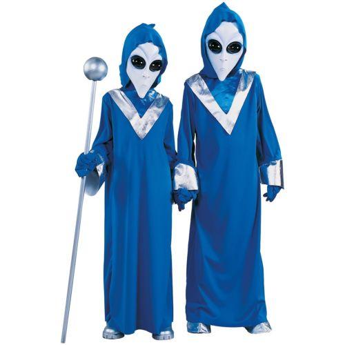 Kids Alienクラシック Martian ET Boys ハロウィン コスチューム コスプレ 衣装 変装 仮装