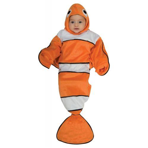 【ポイント最大29倍●お買い物マラソン限定!エントリー】Lil Guppyベイビー Little Nemo Bunting Newborn ハロウィン コスチューム コスプレ 衣装 変装 仮装