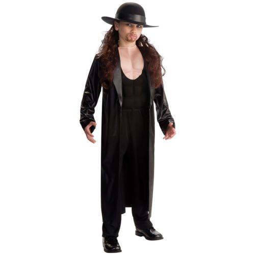 Undertaker キッズ 子供用 WWE Wresting クリスマス ハロウィン コスチューム コスプレ 衣装 変装 仮装