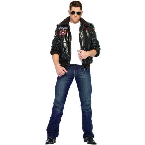 【全品ポイント5倍】Top GunMen's Maverick Navy Pilot ミリタリー 軍隊 Aviator クリスマス ハロウィン コスチューム コスプレ 衣装 変装 仮装